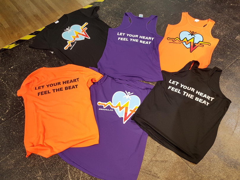 Zumba T-Shirts and Vests